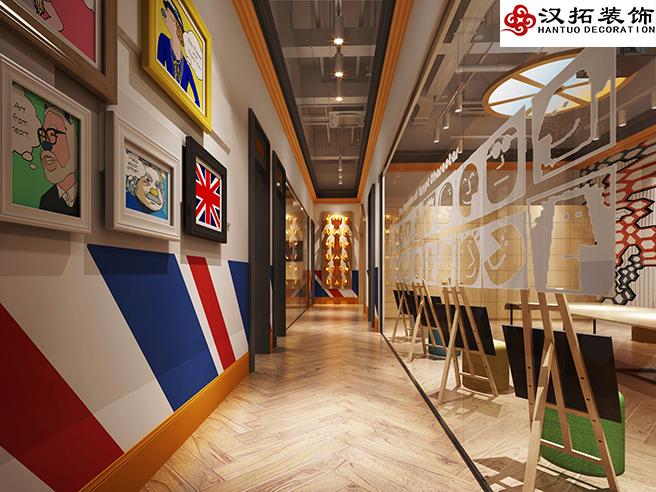 220平方 所在城市:南京 项目风格:现代 项目功能区:大厅 前台 画室