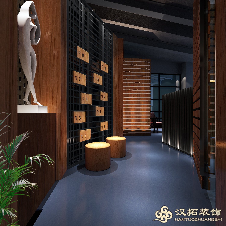 健身房--南京汉拓装饰|南京装修设计|南京装修公司