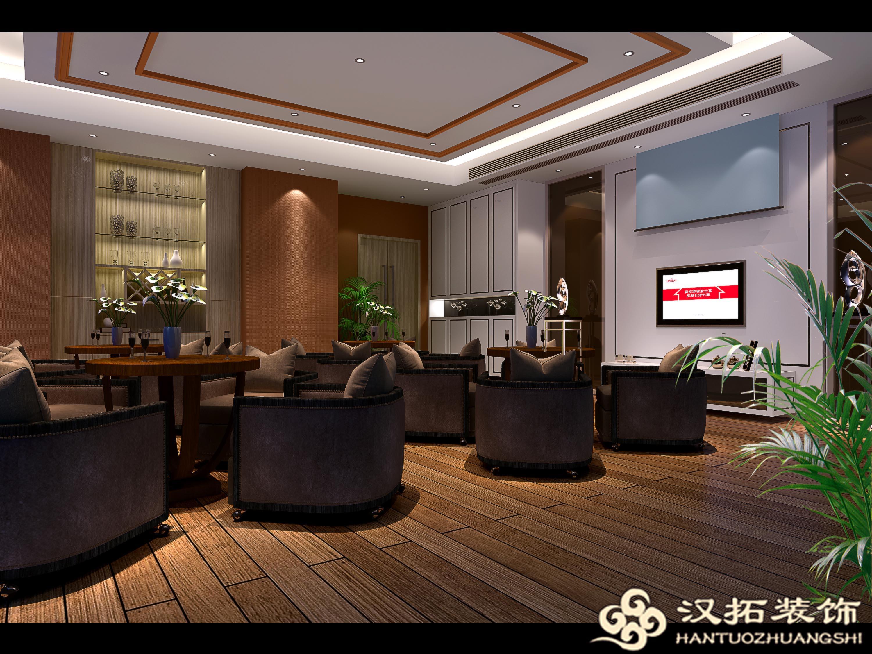 现代 项目功能区:大厅 展柜 前台 洽谈区  设计说明:富士康空调展厅是